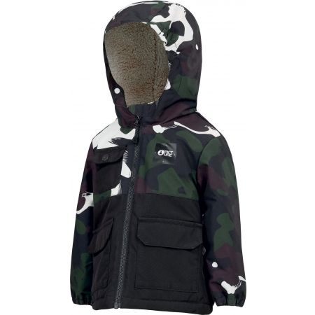 Detská zimná bunda - Picture SNOWY - 1