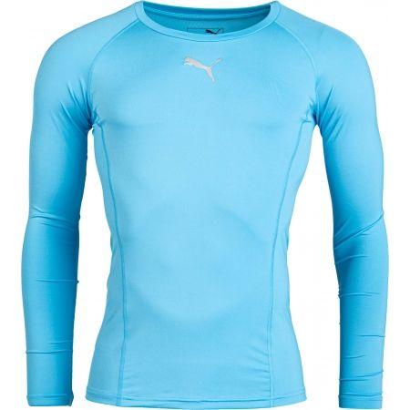 Puma LIGA BASELAYER TEE LS - Мъжка функционална тениска