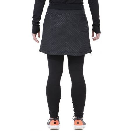 Krátká prošívaná sukně - Swix MENALI - 3