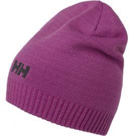Helly Hansen BRAND BEANIE - Unisexová zimní čepice
