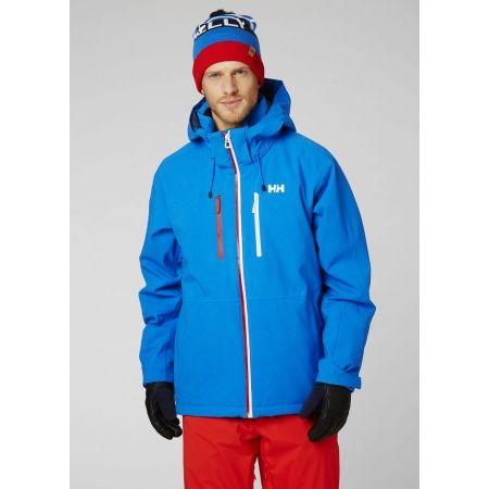 Pánská lyžařská bunda - Helly Hansen JUNIPER 3.0 JACKET - 3