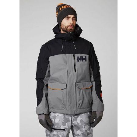 Pánska lyžiarska/snowboardová bunda - Helly Hansen FERNIE 2.0 JACKET - 3