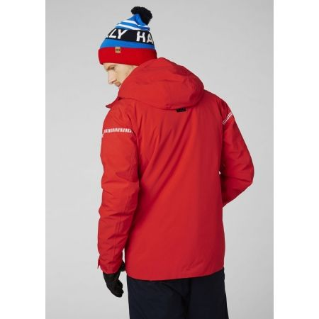 Pánska lyžiarska bunda - Helly Hansen SWIFT 4.0 JACKET - 4
