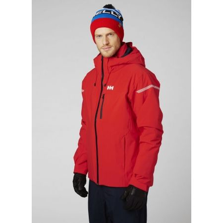 Pánska lyžiarska bunda - Helly Hansen SWIFT 4.0 JACKET - 3