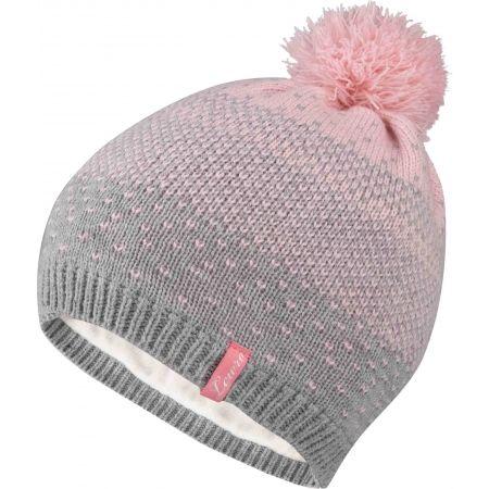Lewro SINDY - Dívčí pletená čepice
