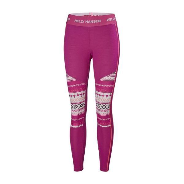 Helly Hansen LIFA ACTIVE GRAPHIC PANT W rózsaszín XS - Női legging
