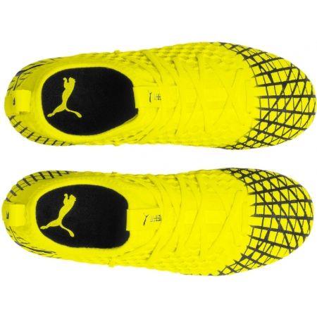 Детски футболни обувки - Puma FUTURE 4.3 NETFIT FG/AG JR - 4