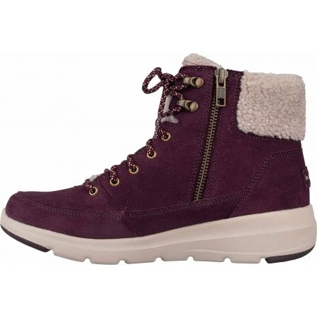 Dámské zimní boty - Skechers GLACIAL ULTRA - 4
