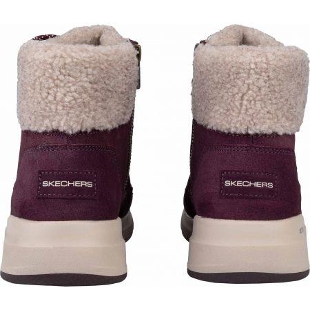 Dámské zimní boty - Skechers GLACIAL ULTRA - 7