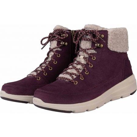Dámské zimní boty - Skechers GLACIAL ULTRA - 2