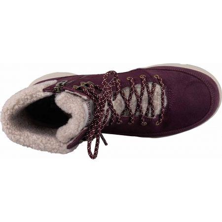 Dámské zimní boty - Skechers GLACIAL ULTRA - 5