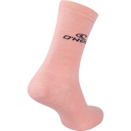 Dámské ponožky - O'Neill LUREX STRIPE 2P - 3