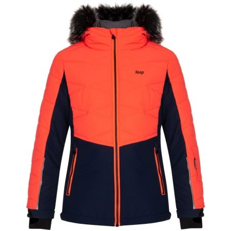 Loap OKUMA - Kids' skiing jacket