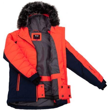 Dětská lyžařská bunda - Loap OKUMA - 4