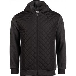 Russell Athletic QUILT-HOODED BOMBER JACKET - Hanorac bărbați