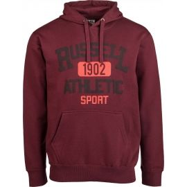 Russell Athletic PRINTED HOODY SWEATSHIRT - Мъжки суитшърт