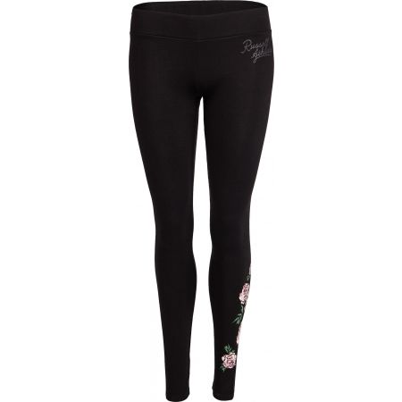 Russell Athletic FLORAL LEGGINGS - Colanți de damă