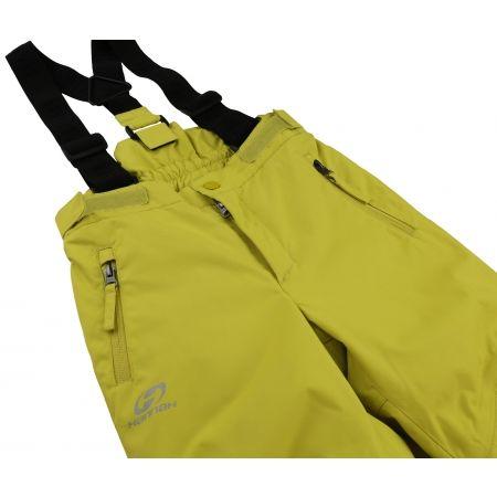 Dětské lyžařské kalhoty - Hannah KALHOTY AKITA JR - 3