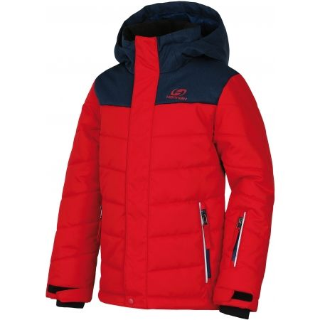 Dětská lyžařská bunda - Hannah KINAM JR - 1