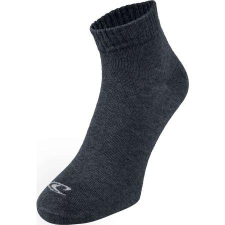 Unisex ponožky - O'Neill QUARTER 3P - 4