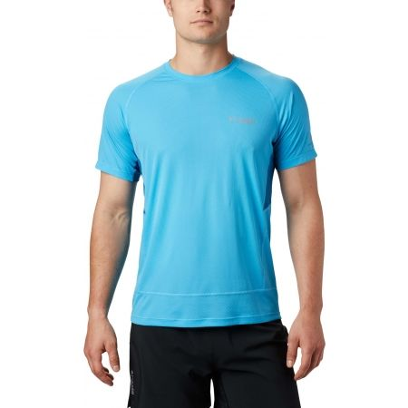 Columbia TITAN ULTRA II SS SHIRT - Men's running T-shirt