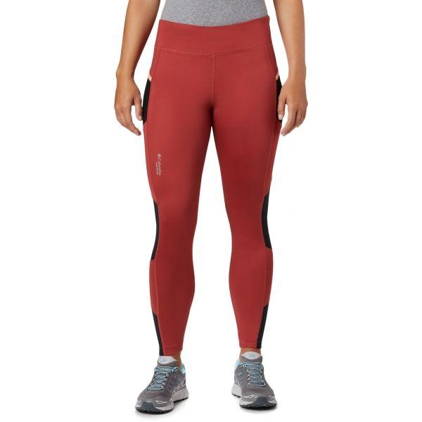 Columbia W TITAN ULTRA LIGHT růžová XS - Dámské kalhoty