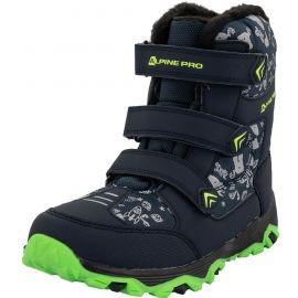 ALPINE PRO TRISTO - Gyerek téli cipő