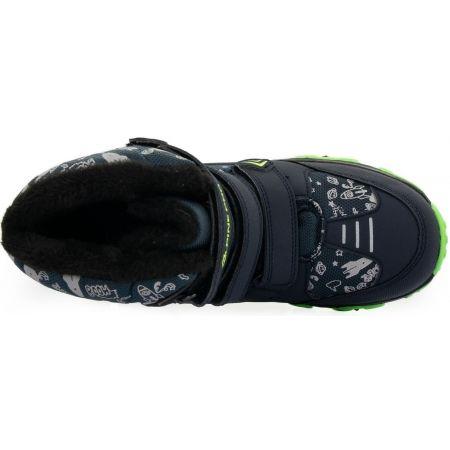 Dětská zimní obuv - ALPINE PRO TRISTO - 2