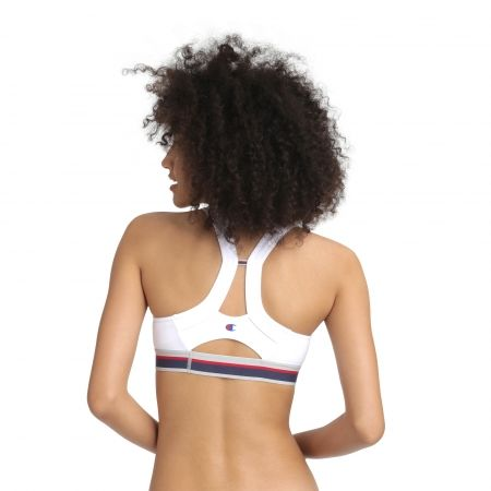 Women's sports bra - Champion CROP TOP AUTHENTIC - 5