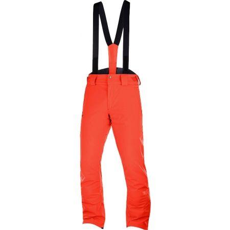 Pánské lyžařské kalhoty - Salomon STORMSEASON - 1
