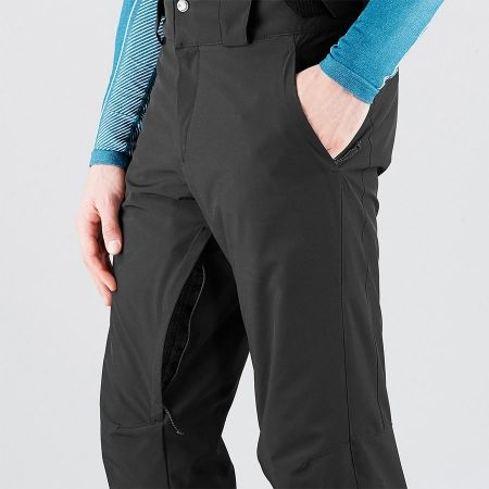 Pánské lyžařské kalhoty - Salomon STORMSEASON - 4