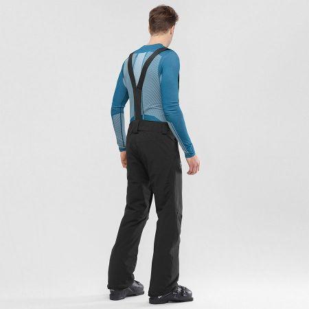 Pánské lyžařské kalhoty - Salomon STORMSEASON - 7