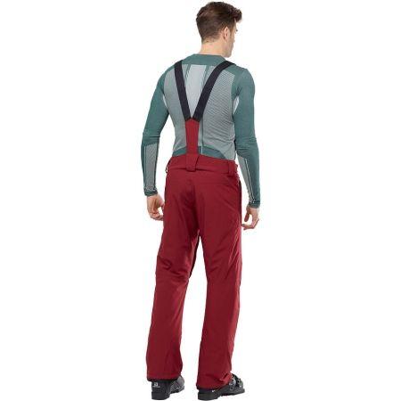 Pánské lyžařské kalhoty - Salomon STORMSEASON - 3