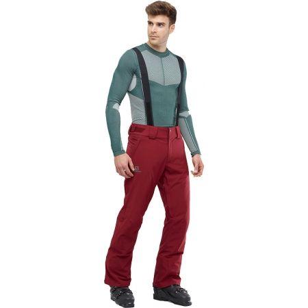 Pánské lyžařské kalhoty - Salomon STORMSEASON - 2
