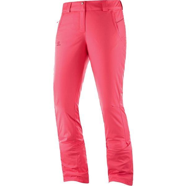Salomon STORMSEASON - Dámske lyžiarske nohavice