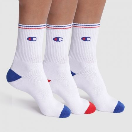 Unisex ponožky - Champion CREW SOCKS PERFORMANCE X3 - 6