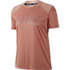 Nike DRI-FIT MILER - Tricou alergare damă