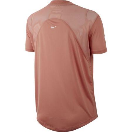 Dámské běžecké tričko - Nike DRI-FIT MILER - 2