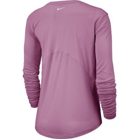 Dámske športové tričko - Nike MILER TOP LS - 2
