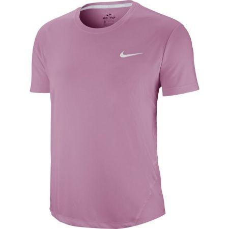 Dámské běžecké tričko - Nike MILER TOP SS W - 1