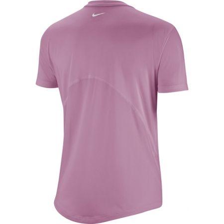 Dámské běžecké tričko - Nike MILER TOP SS W - 2
