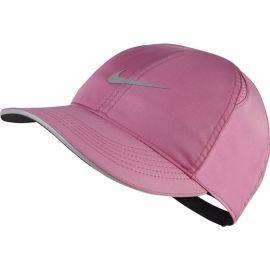 Nike DRY AROBILL FTHLT CAP RUN W - Dámská kšiltovka