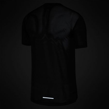 Tricou alergare bărbați - Nike DRY MILER SS PO GX FF M - 4