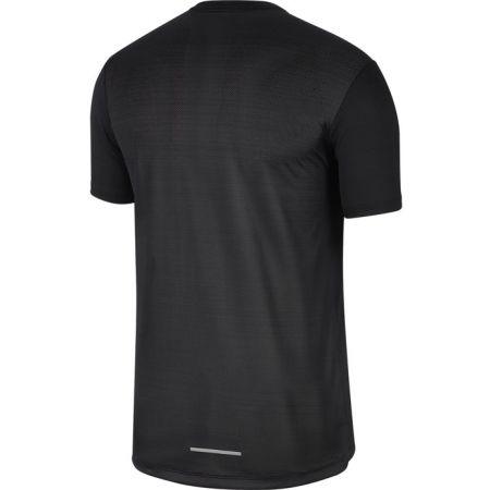 Tricou alergare bărbați - Nike DRY MILER SS PO GX FF M - 2