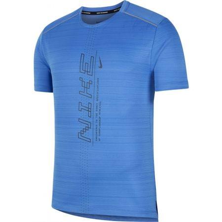Pánske bežecké tričko - Nike DRY MILER SS PO GX FF M - 1