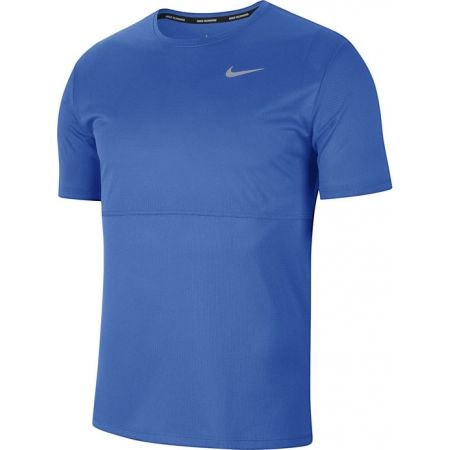 Nike BREATHE RUN TOP SS M - Tricou alergare bărbați