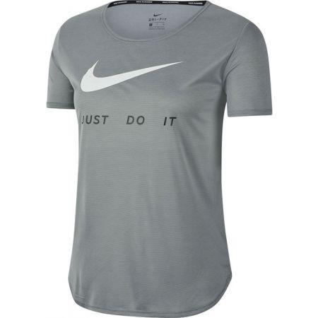 Nike TOP SS SWSH RUN W - Dámske bežecké tričko