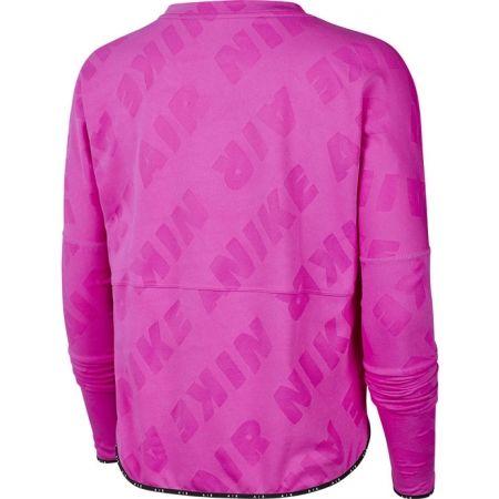 Dámske bežecké tričko - Nike AIR MIDLAYER CREW W - 2
