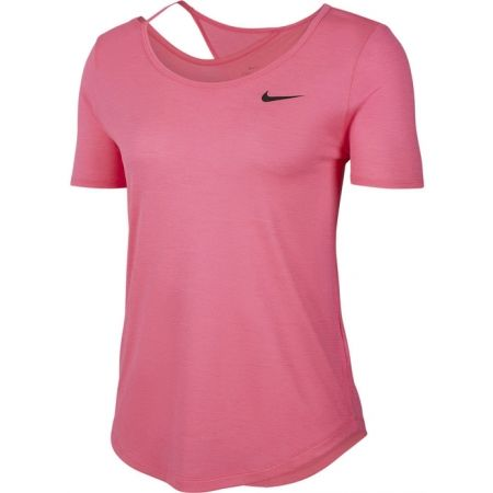 Dámske bežecké tričko - Nike TOP SS RUNWAY W - 1