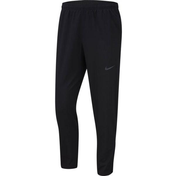 Nike RUN STRIPE WOVEN PANT M - Pánske bežecké nohavice